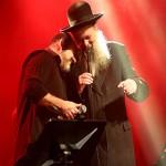 המחלקת לתרבות יהודית אירחה את המופע שולי רנד מארח את קובי אפללו