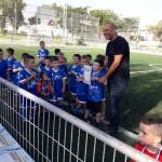 מתנס מרגליות - קבוצת כדורגל